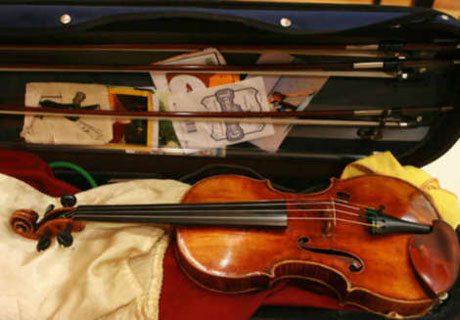 Guarn....violin