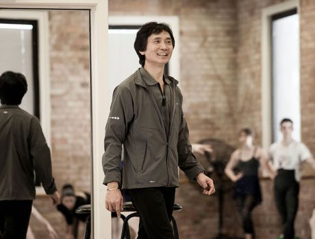 Li Cunxin Artistic Director Presents Queensland Ballet 2013