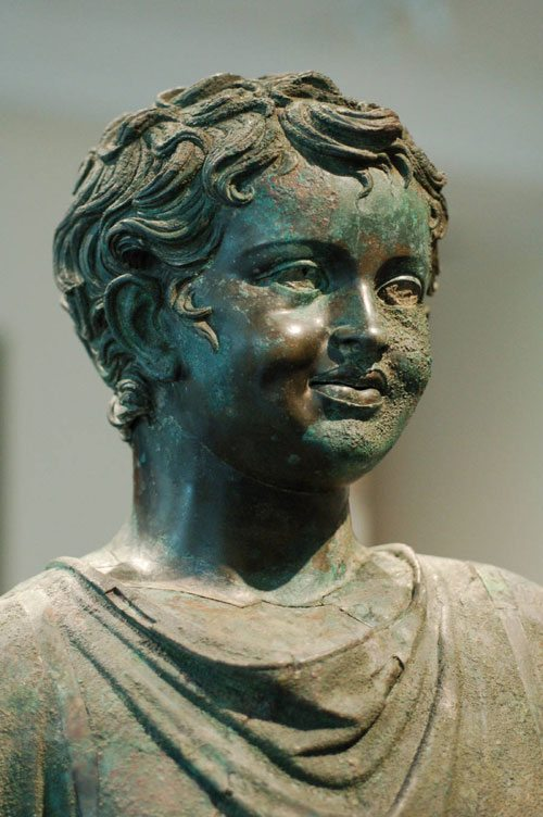 Head-of-a-Youth-Bronze-Greek