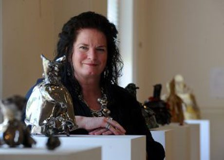 Australian Sculptor Suzie O'Shea – Frocking Religious Stuff
