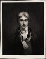 Engraved by W. Holl, Portrait of Turner, published 1859-61 Photo @ Tate, 2013