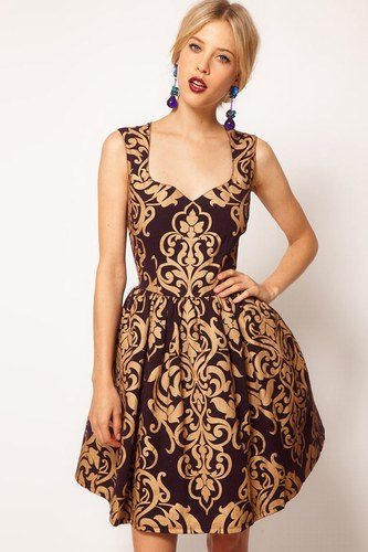 2013 Fashion's New Direction – Baroque & Gothic Revivals