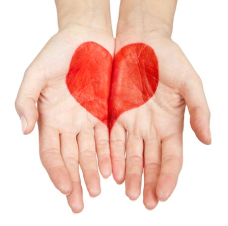 Heart-on-Hands-Love