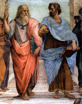 Plato-and-Aristotle