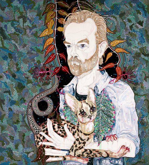 Hugo Weaving Portrait – Archibald Prize 2013 Announced