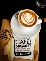 CafeSmart Friday 7th June 2013 – Drink Coffee & Do Good