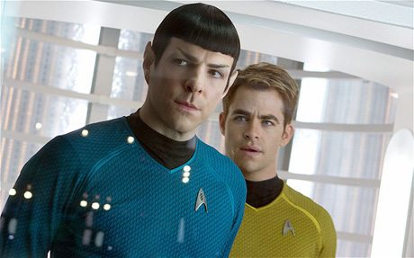 Star Trek Into Darkness – Evil Has No Limits, No Boundaries