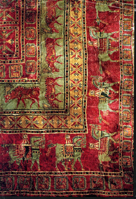 Carpets East To West Woven Comfort From Caves To Kashmir