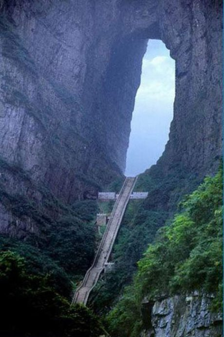 Stairway To Heaven S Portal Closest Earth Landmark To God The