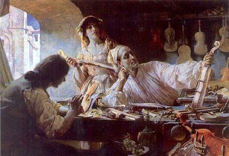 Stradivari-by-Edgar-Bundy-1862-1922