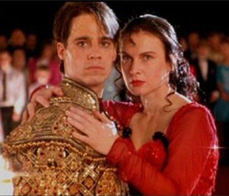 character study scott hastings film strictly ballroom writ