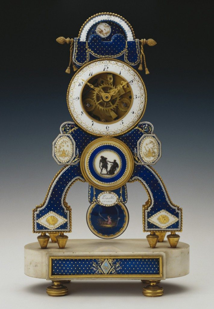 French Clocks – Science Keeping Time with Enlightenment Pt 2