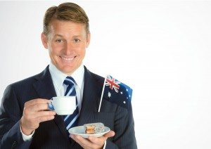 Australia Day – Snags on The Barbie with a Lamington Chaser
