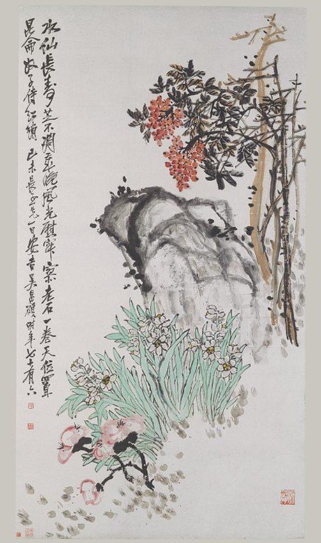 Bamboo Design Drawing