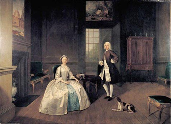 The English Georgian Era
