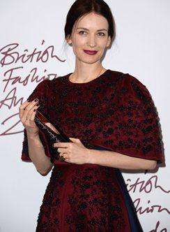 British Designer Roksanda Ilincic, Fashion's Newest Rockstar