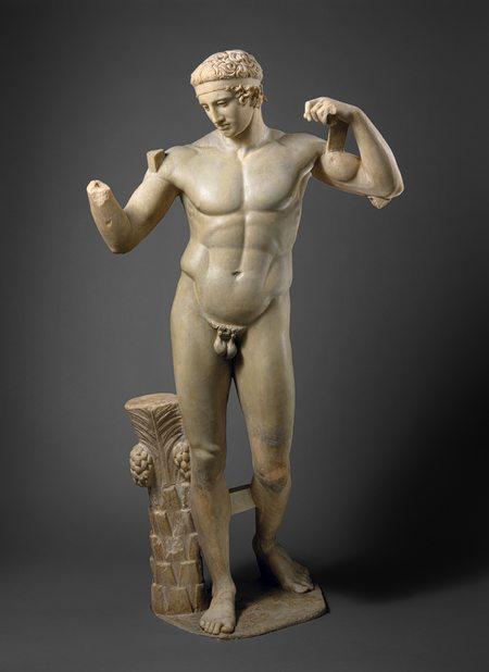 Roman-Copy-Statue-of-Diadoumenos