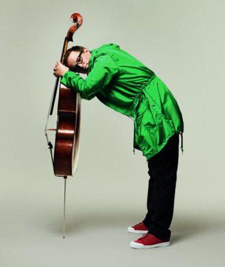 Timo Veikko Valve, Principal Cello, Australian Chamber Orchestra