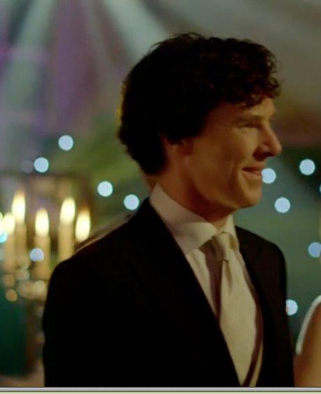 Amanda Abbington Sherlock Wedding Sherlock Series 3 – ...