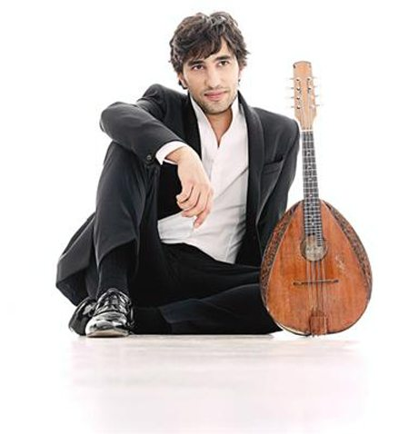 Avi Avital, Emerging Superstar & Australian Brandenburg 2014