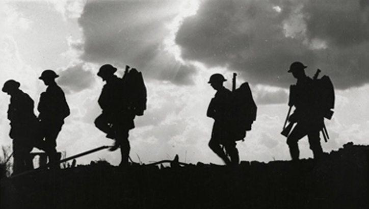Sillhouette of War