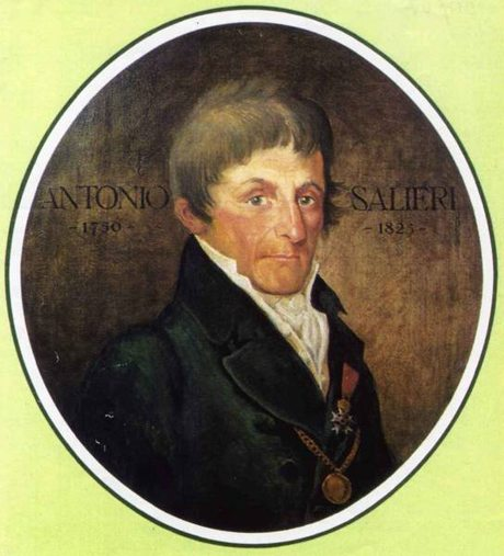 antonio salieri and mozart relationship with his mother