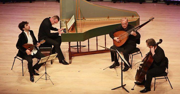 Avital - Quartet
