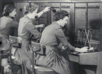 Telephone Exchange Melbourne