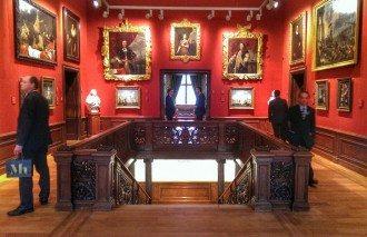 Brand New Interior Mauritshaus