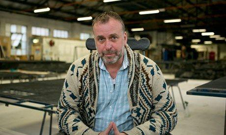 Director, Sir David McVicar