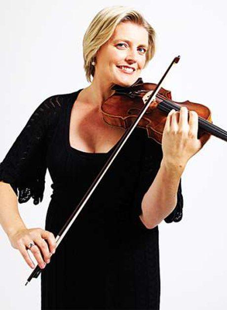 Helen Rathbone, Principal Violin, Australian Chamber Orchestra