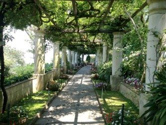 Villa San Michelle Garden