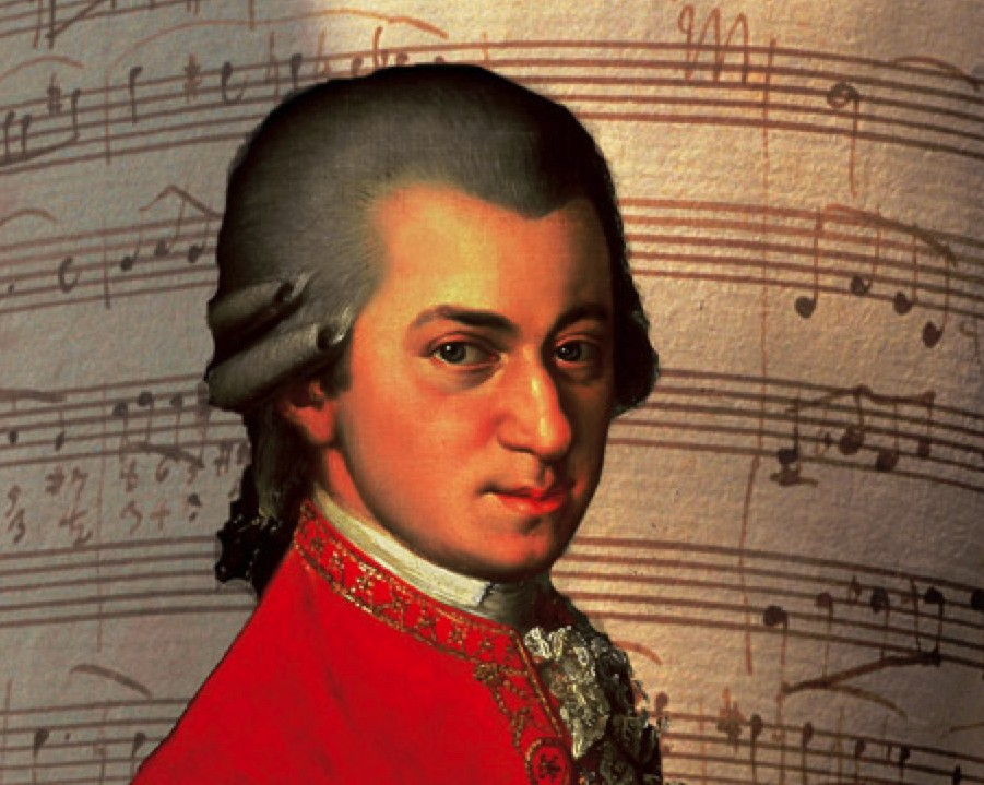 Wolfgang Amadeus Mozart, 225 Years Top of the Pops ...Wolfgang Amadeus Mozart Music List