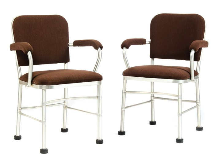 Tubular Chairs