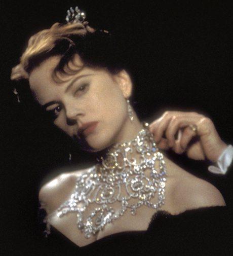 Nicole Kidman in Moulin Rouge Detail Photo by Sue Adler