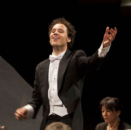 Conductor Gergely Madaras will lead the QSO in 2015