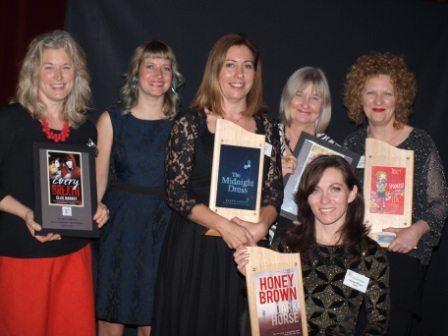 "Davitt Awards 2014 – Ellen Davitt to ""Promiscuous hybridity"""