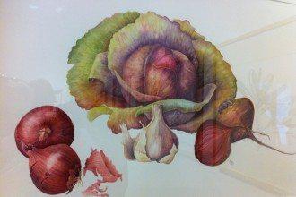 Botanical Illustration Brownell