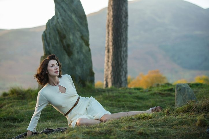 Claire Randall (Caitriona Balfe)  in the Starz series Outlander.