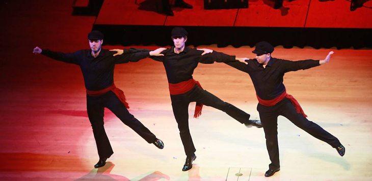 Greek Dancers - Godbee