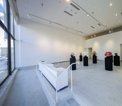 Derek Parker Reports – Relocation Mars Gallery, Melbourne