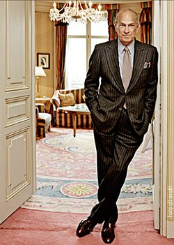 Oscar de la Renta – Vale To A True Gentleman Of Couture