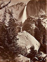 Carleton Watkins: Yosemite – Capturing its Essence of Beauty
