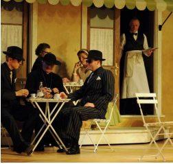 Dinner On Stage – Italian Feast & Serenades at OA Fundraiser