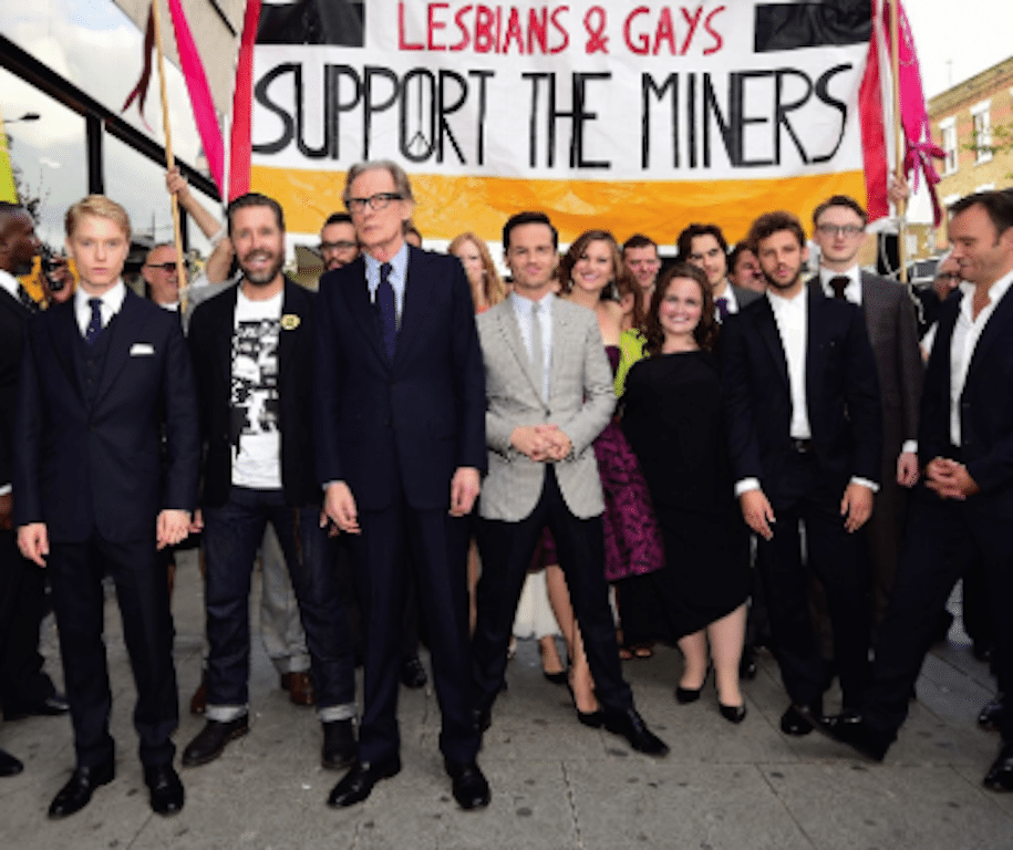 Support the Miners