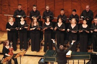 Australian Brandenburg Choir with artistic director Paul Dyer AO conducting