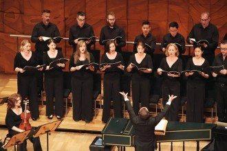 Australian Brandenburg Choir with artistic director Paul Dyer AO conducting