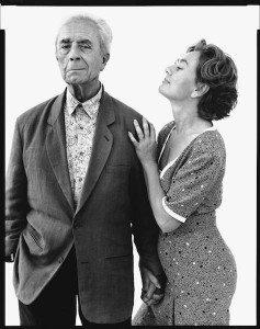 Antonioni & Wife