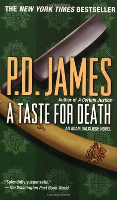 PD James 5