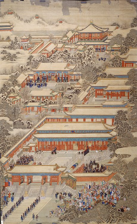 China: Qianlong Emperor – NGV Arts and Cultural Conversation